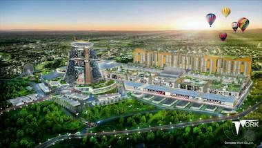 """กลุ่มทุนไทย-จีนปั้น """"Trust City"""" เมืองการค้ามูลค่ากว่า100,000ล้านบาท  ศูนย์แสดงสินค้าใหญ่สุดแห่ง AEC ชู Fintech Hub ใหญ่ที่สุดในโลก"""