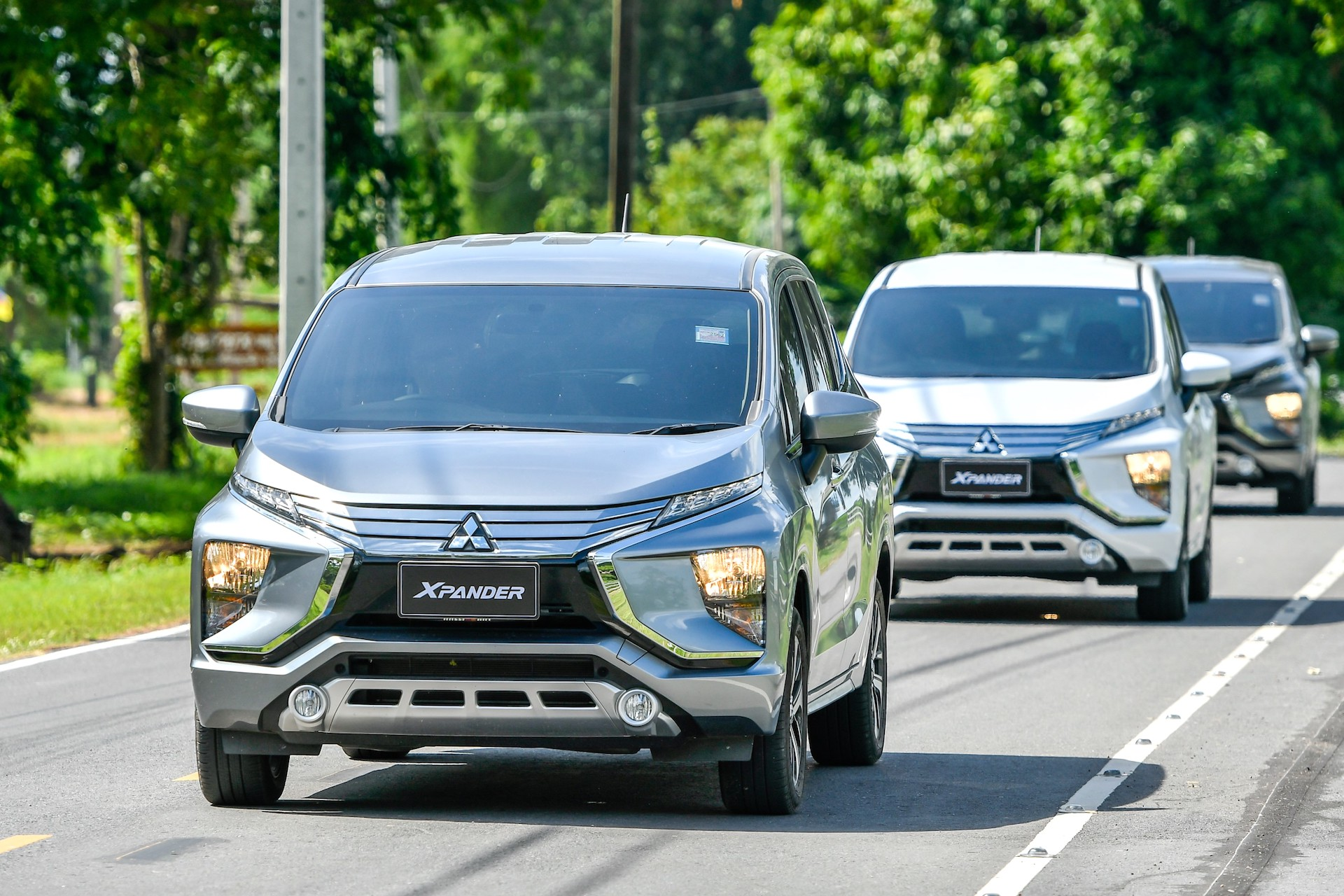 เตรียมเปิดตัว มิตซูบิชิ เอ็กซ์แพนเดอร์ ใหม่ รถที่ออกแบบแห่งอนาคตถูกถ่ายทอดสู่ผู้ขับขี่ในปัจจุบัน
